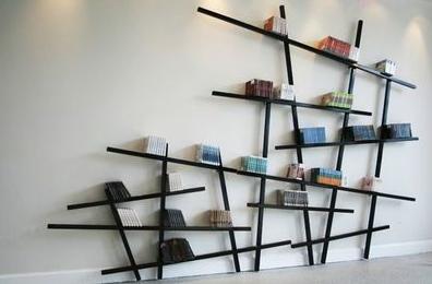 estantes de parede