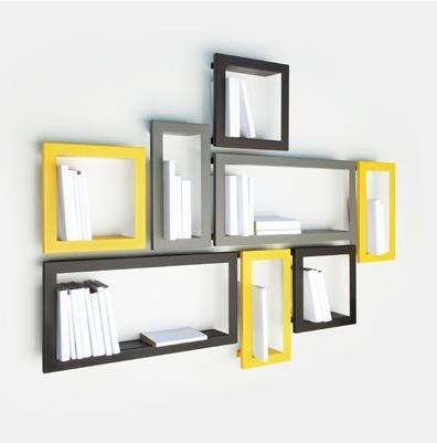 estante de design