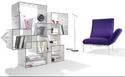 estantes de design
