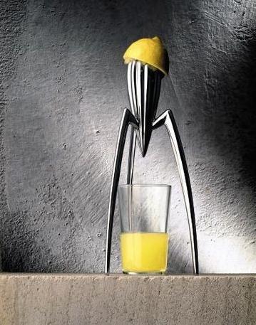 espremedor de limão,(1990) Philippe Starck