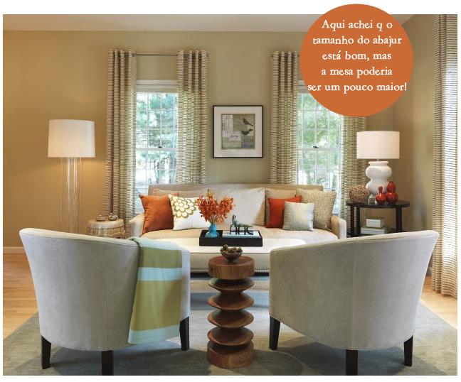 Fotos De Abajur Para Sala De Estar ~ abajur para sala de estar  decorandoonline