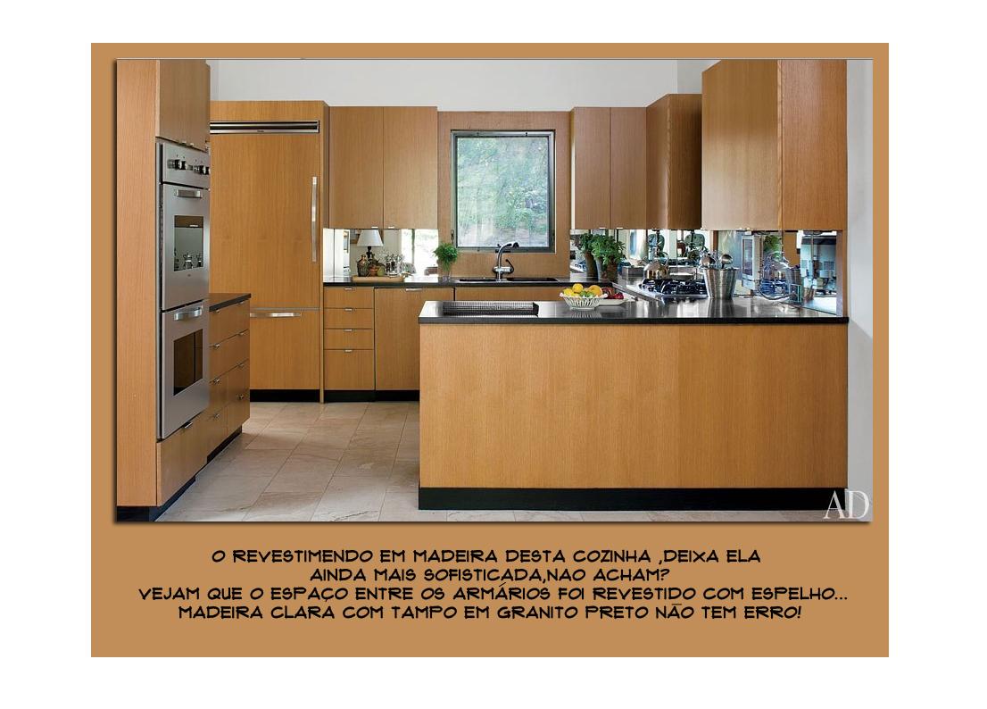 Marise Posted in cozinha revestida em madeira Full size 1106 × 794 #936638 1106x794