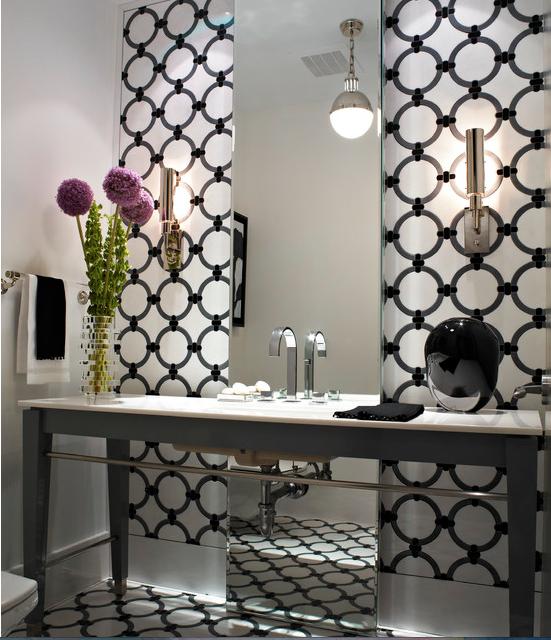 decoracao de lavabo simples : decoracao de lavabo simples:Idéias para seu lavabo