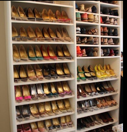 Prateleira Para Sapatos Decorandoonline