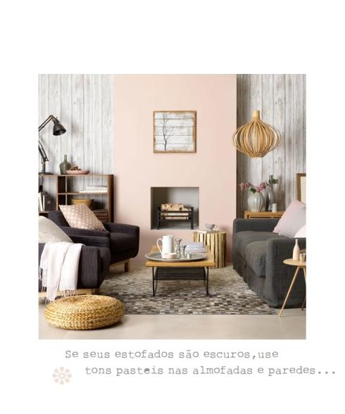 cores claras para paredes