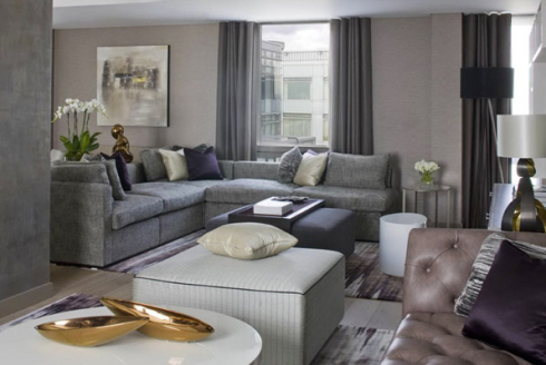 Sofadecanto decorandoonline - Moderne lounges fotos ...