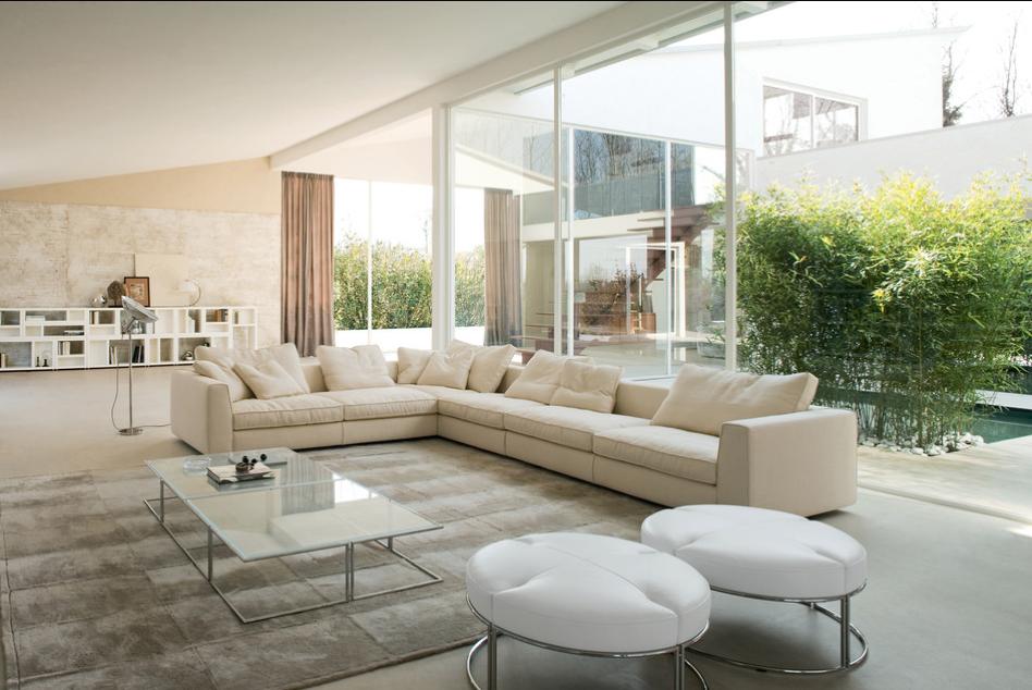Sof s modernos decorandoonline - Sofas italianos modernos ...