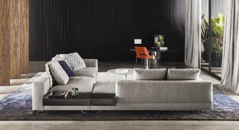 sofa minotti