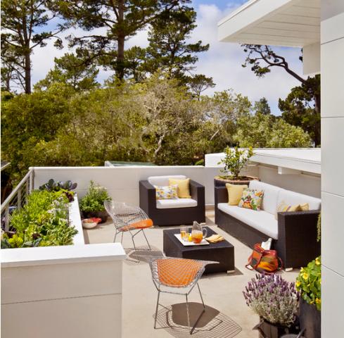 terraços