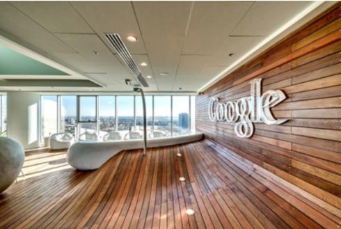 escritorio do google
