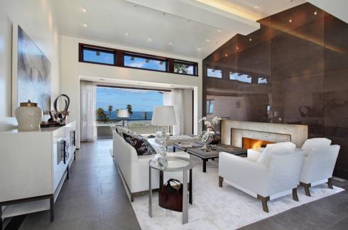 casa de praia moderna