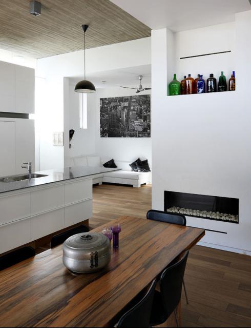 lareiras modernas