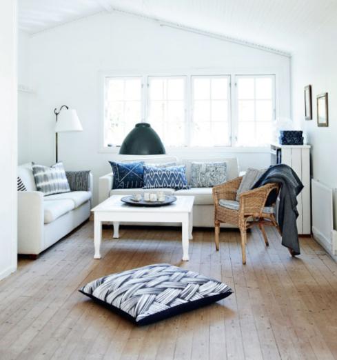 sofa branco