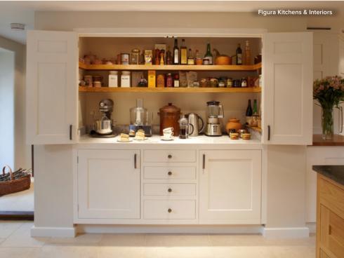 cozinha em armario