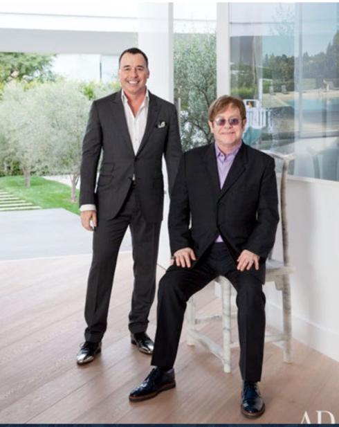 casa de Elton John