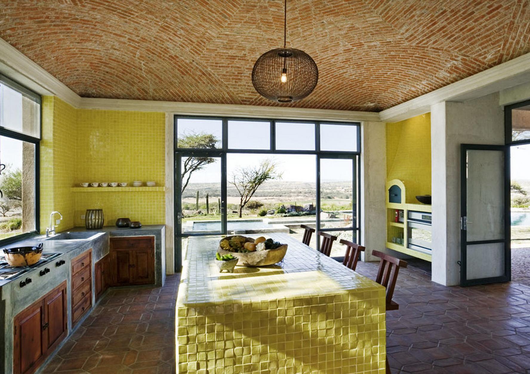 Cozinhas Decorandoonline ~ Pastilha Cozinha Americana