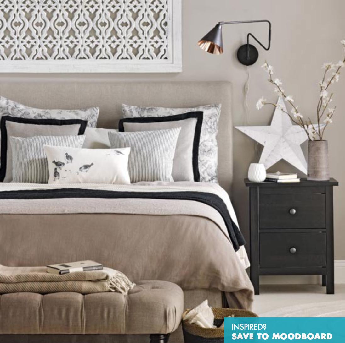 Como decorar sua cama decorandoonline - Como decorar cabeceros de cama ...