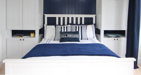 arrumação de cama