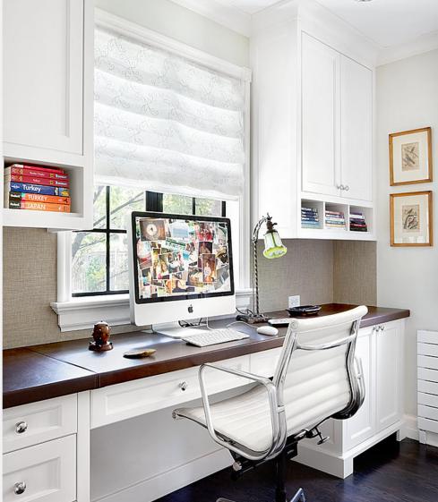 pequeno escritorio