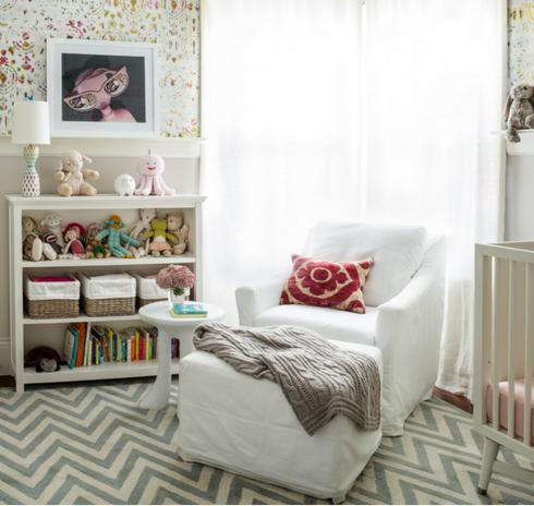 tapete quarto de bebe