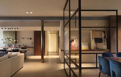 apartamento na China