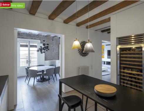 apartamento antigo reformado